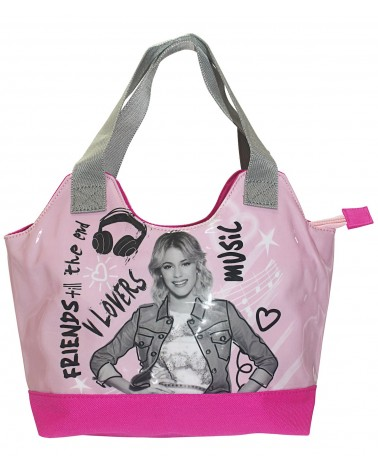 Sac shopping Violetta - Love Music