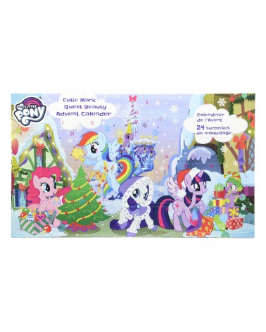 MY LITTLE PONY Calendrier de l'Avent Maquillage