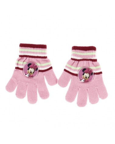Gants Minnie fille