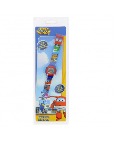Montre digitale Super Wings...