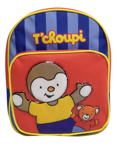 Sac a dos junior Tchoupi